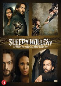 Sleepy Hollow - Complete Collection-DVD