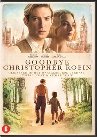 Goodbye Christopher Robin-DVD