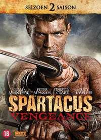 Spartacus Vengeance - Seizoen 2-DVD