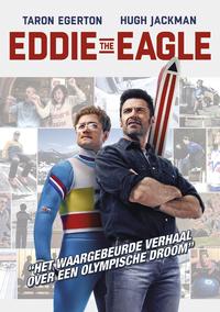 Eddie The Eagle-DVD