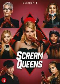 Scream Queens - Seizoen 1-DVD