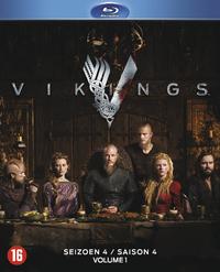 Vikings - Seizoen 4 - Deel 1-Blu-Ray