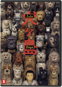 Isle Of Dogs-DVD