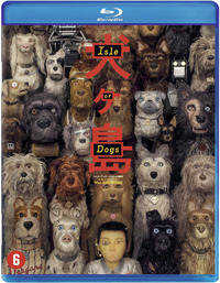 Isle Of Dogs-Blu-Ray
