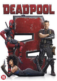 Deadpool 2-DVD