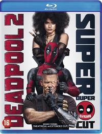 Deadpool 2-Blu-Ray