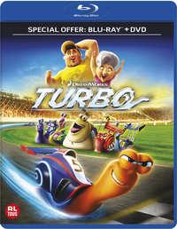 Turbo (Blu-Ray En DVD)-Blu-Ray