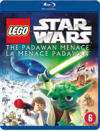 Lego Star Wars - The Padawan Menace-Blu-Ray