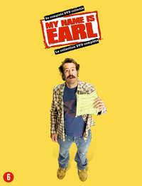 My Name Is Earl - De Complete Collectie-DVD
