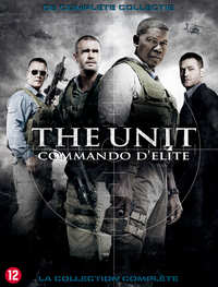 The Unit - Seizoen 1-4-DVD