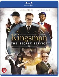 Kingsman: The Secret Service-Blu-Ray
