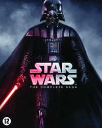 Star Wars - The Complete Saga-Blu-Ray