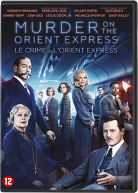 Murder On The Orient Express-DVD