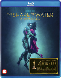 The Shape Of Water-Blu-Ray