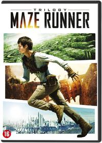 Maze Runner Trilogie-DVD