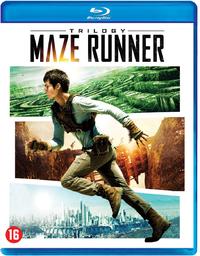 Maze Runner Trilogie-Blu-Ray