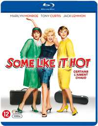 Some Like It Hot-Blu-Ray