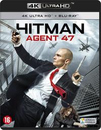 Hitman - Agent 47 (4K Ultra HD En Blu-Ray)-4K Blu-Ray