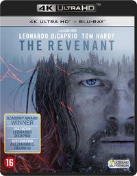 The Revenant (4K Ultra HD En Blu-Ray)-4K Blu-Ray