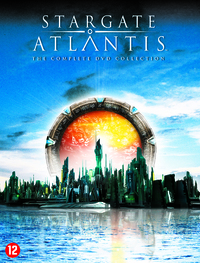 Stargate Atlantis - Complete Collectie-DVD