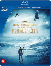 Miss Peregrine's Home For Peculiar Children (3D En 2D Blu-Ray)-3D Blu-Ray