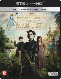 Miss Peregrine's Home For Peculiar Children (4K Ultra HD En Blu-Ray)-4K Blu-Ray