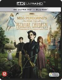 Miss Peregrine's Home For Peculiar Children (4K Ultra HD En Blu-Ray)-4K Blu-Ray