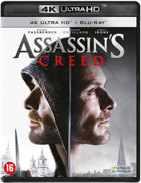 Assassin's Creed-4K Blu-Ray