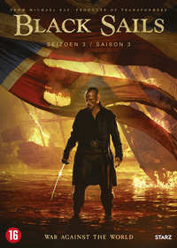 Black Sails - Seizoen 3-DVD