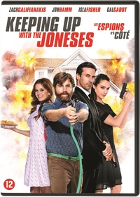 Keeping Up With The Joneses-DVD