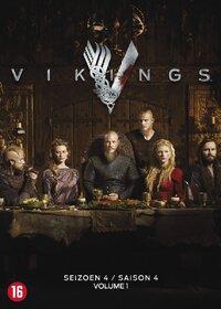 Vikings - Seizoen 4 - Deel 1-DVD