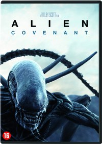 Alien - Covenant-DVD