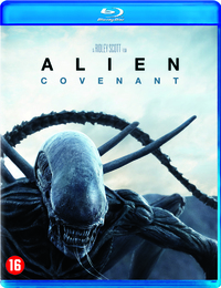 Alien - Covenant-Blu-Ray