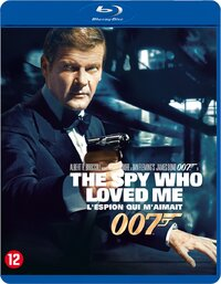 The Spy Who Loved Me-Blu-Ray