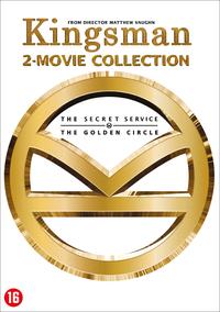 Kingsman 1+2-DVD