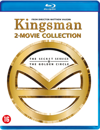 Kingsman 1+2-Blu-Ray