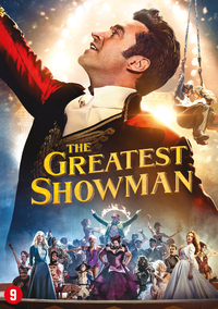 The Greatest Showman-DVD