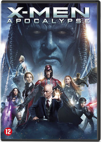 X-Men - Apocalypse-DVD