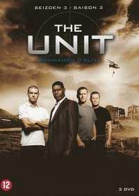 The Unit - Seizoen 3-DVD