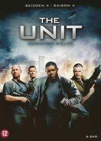 The Unit - Seizoen 4-DVD