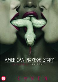 American Horror Story: Seizoen 3 - Coven-DVD