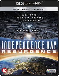 Independence Day - Resurgence (4K Ultra HD En Blu-Ray)-4K Blu-Ray