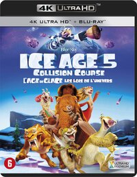 Ice Age 5 - Collision Course (4K Ultra HD En Blu-Ray)-4K Blu-Ray