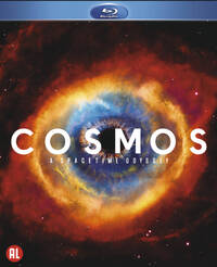 Cosmos A Spacetime Odyssey-Blu-Ray