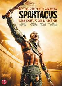 Spartacus Gods Of The Arena - Seizoen 1-DVD