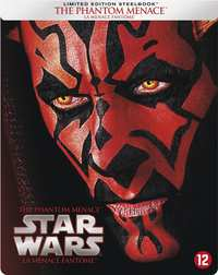 Star Wars Episode I - The Phantom Menace-Blu-Ray