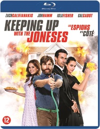 Keeping Up With The Joneses-Blu-Ray