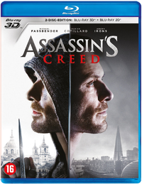 Assassin's Creed (3D Blu-Ray)-3D Blu-Ray