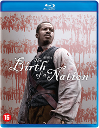 The Birth Of A Nation-Blu-Ray