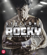 Rocky Heavyweight Collection-Blu-Ray